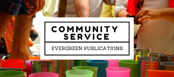 Community Service by Evergreen Publications