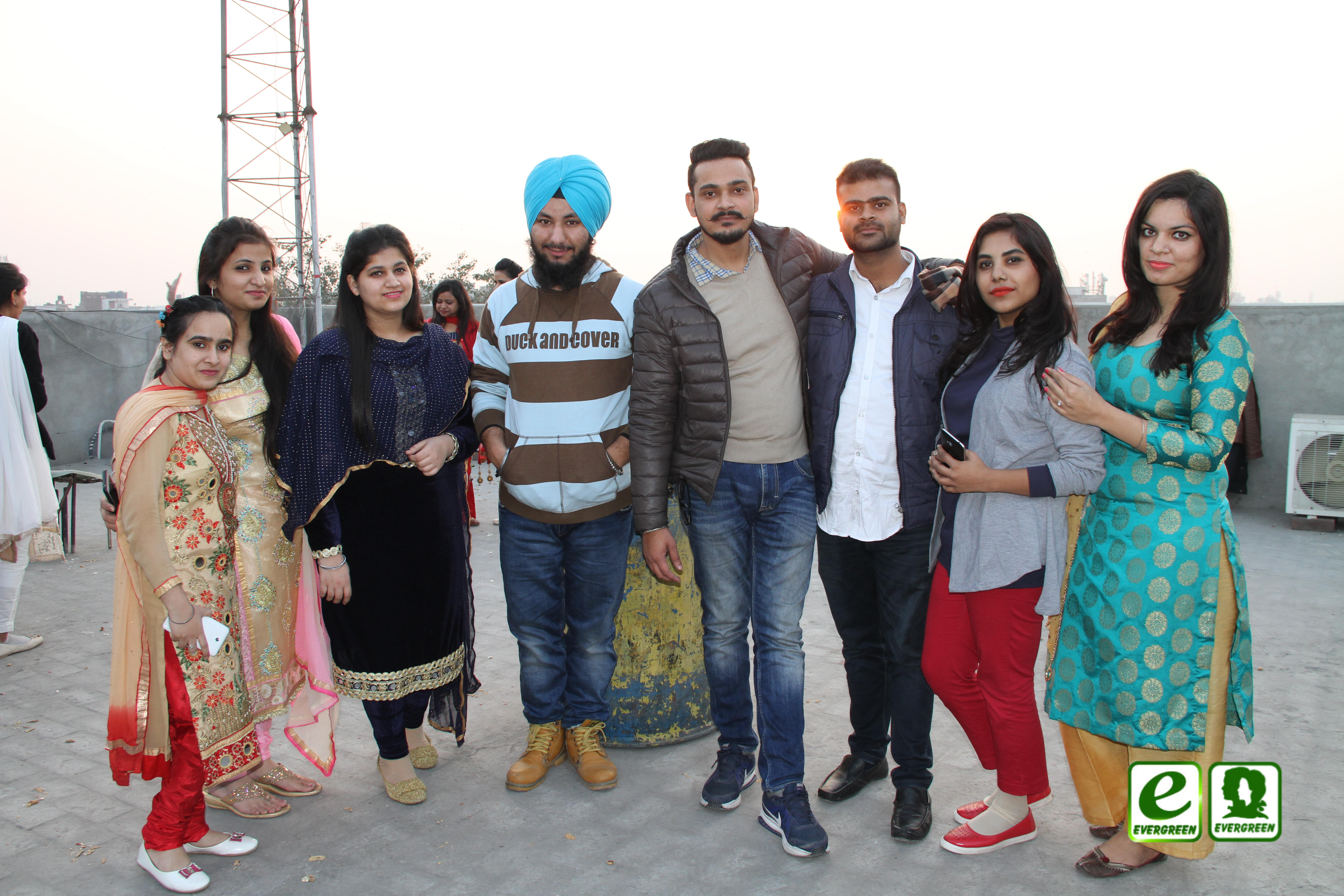 Lohri Celebration at Evergreen Publications
