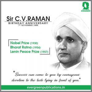 C.V Raman