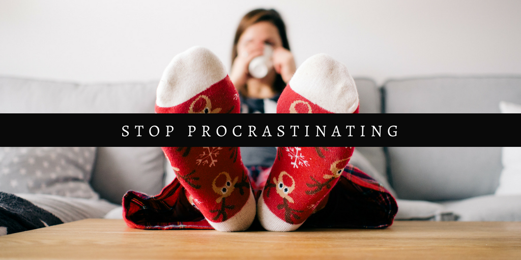 Procrastination, stop procrastinating, bad habits to avoid
