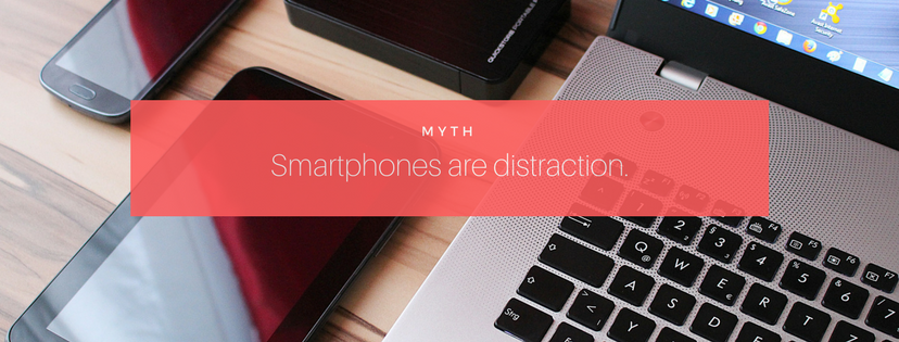 elearning, role of smartphone in eleraning, myths about elearning