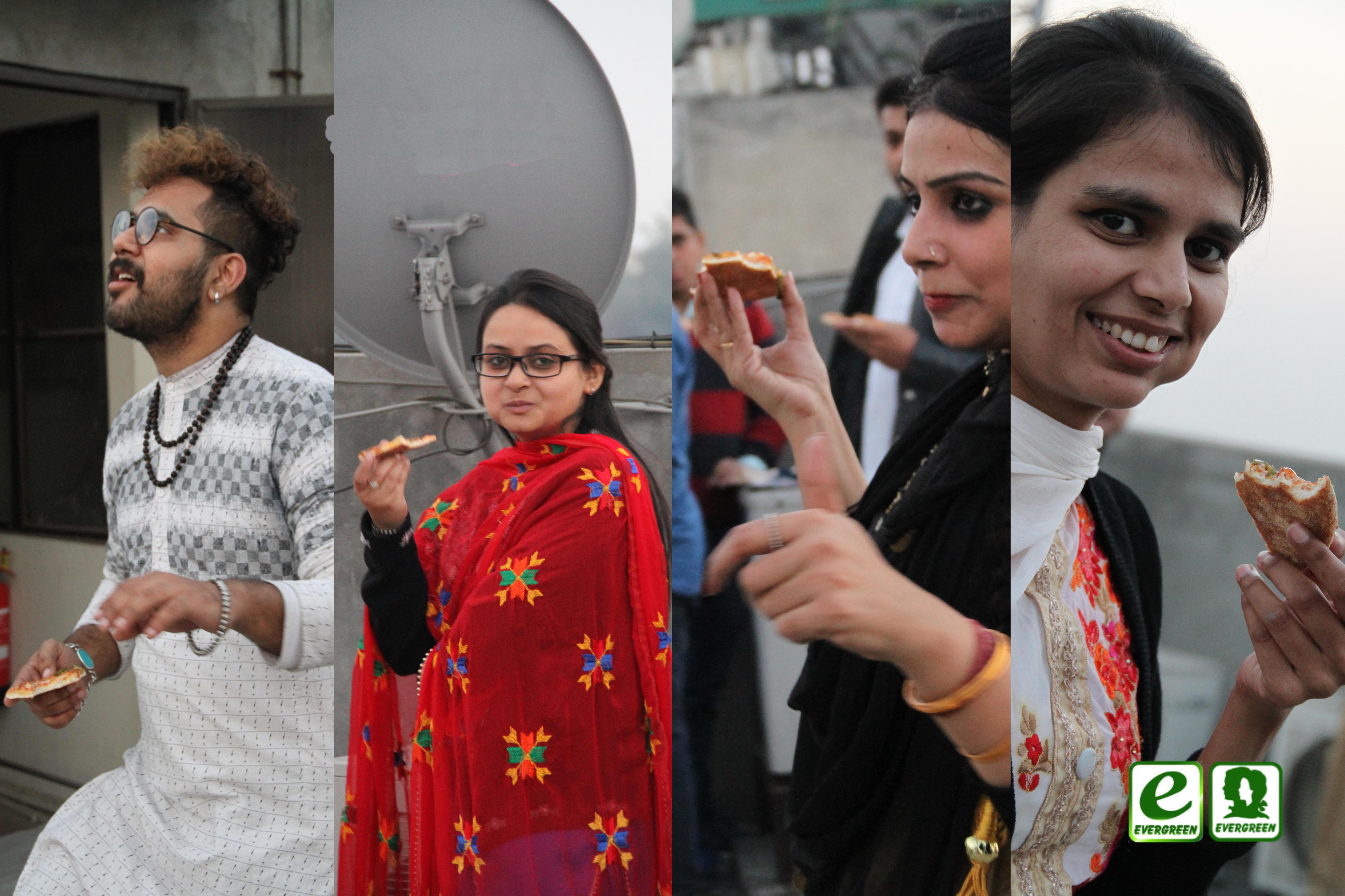 Lohri Celebration at Evergreen Publications